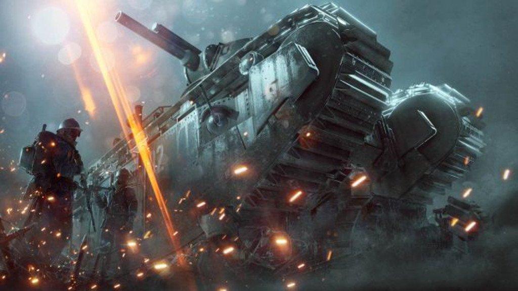 dice Battlefield trailer annuncio