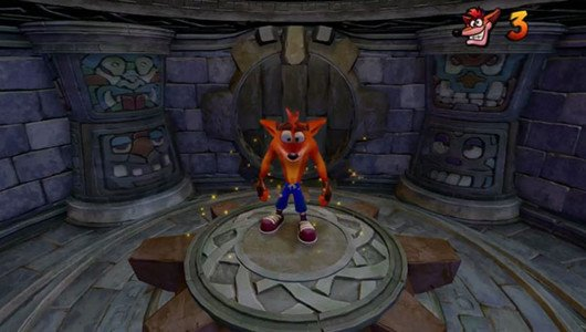 Crash Bandicoot N. Sane Trilogy classifica uk