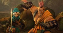 Dragon Quest Heroes II: un nuovo trailer ci presenta Carver e Terry