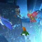 Digimon Story Cyber Sleuth Hacker's Memory: alcuni dettagli sulla storia
