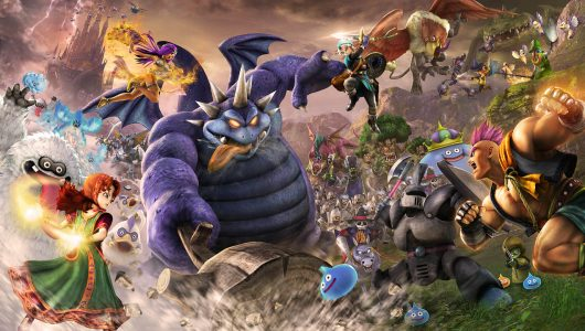 Dragon Quest Heroes II: disponibile da oggi la demo su PlayStation Store