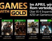 Games with Gold: confermati Ryse e The Walking Dead tra i titoli di aprile