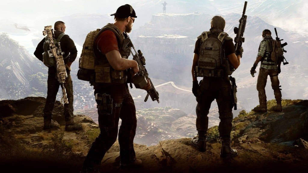 Ghost Recon Wildlands loot box