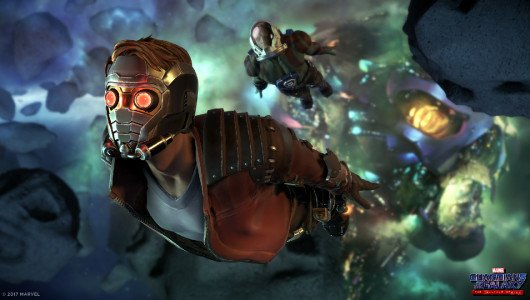 guardians of the galaxy the telltale series data terzo episodio