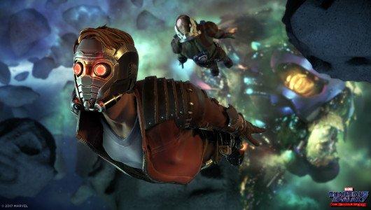 guardians of the galaxy the telltale series trailer lancio