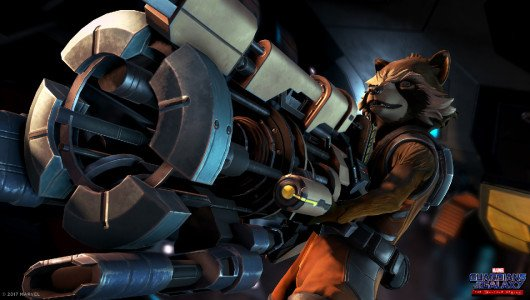 Guardians of the Galaxy The Telltale Series screenshot 04