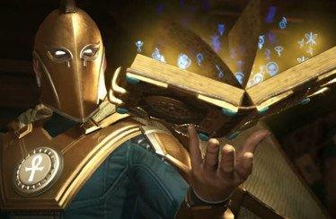 Injustice 2: il Doctor Fate si presenta con un nuovo trailer