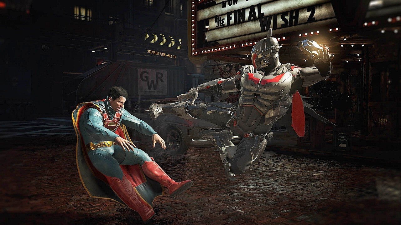 Injustice 2 immagine PS4 Xbox One 01