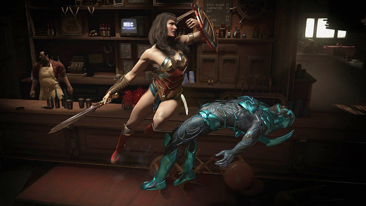Injustice 2 immagine PS4 Xbox One 03