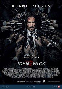 John Wick Capitolo 2 immagine Cinema locandina