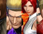 The King of Fighters 14: Whip, Vanessa, Ryuji, e Rock in arrivo a breve