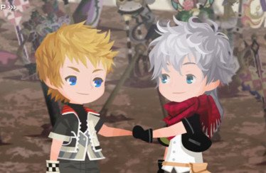 Kingdom Hearts Union χ ha una data d'uscita giapponese