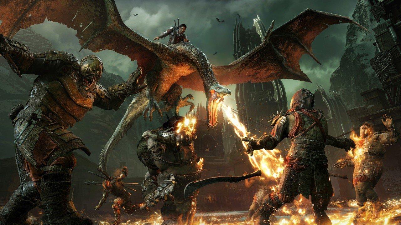 La Terra di Mezzo L'Ombra della Guerra Anteprima PS4 Xbox One PC immagine