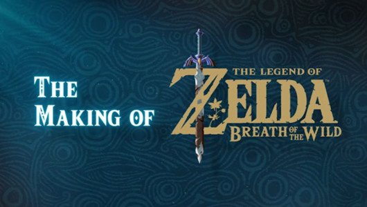 "Breath of the Wild: pubblicato il video dietro le quinte ""Bonus Session"""