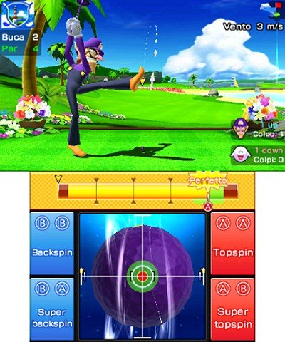 Mario Sports Superstars immagine 3DS 06