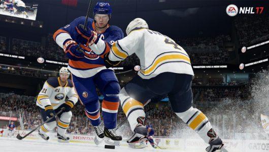 NHL 17 EA Access