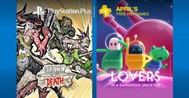 PlayStation Plus: Drawn to Death e Lovers tra i giochi gratuiti di aprile