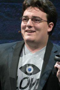 Palmer Luckey rpg realtà virtuale