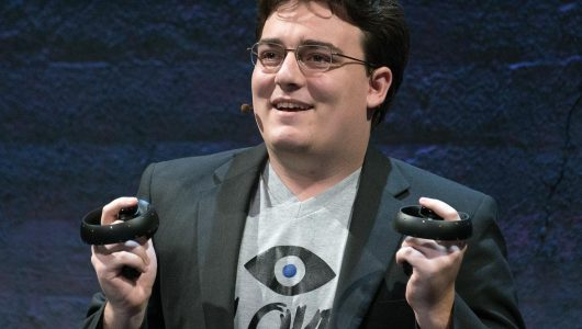 Palmer Luckey rpg realtà virtuale