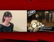 Persona 5: 18 minuti di gameplay giocati dalla doppiatrice Erika Harlacher