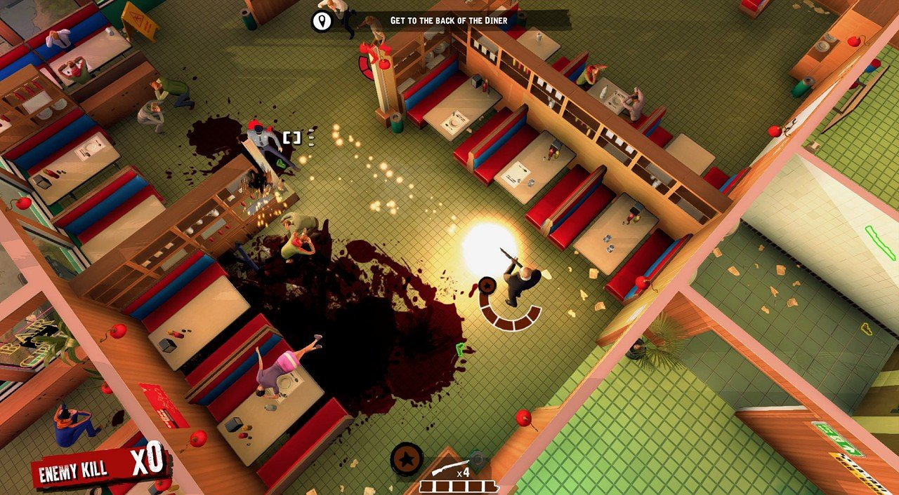 Reservoir Dogs Bloody Days immagine PC Xbox One 02