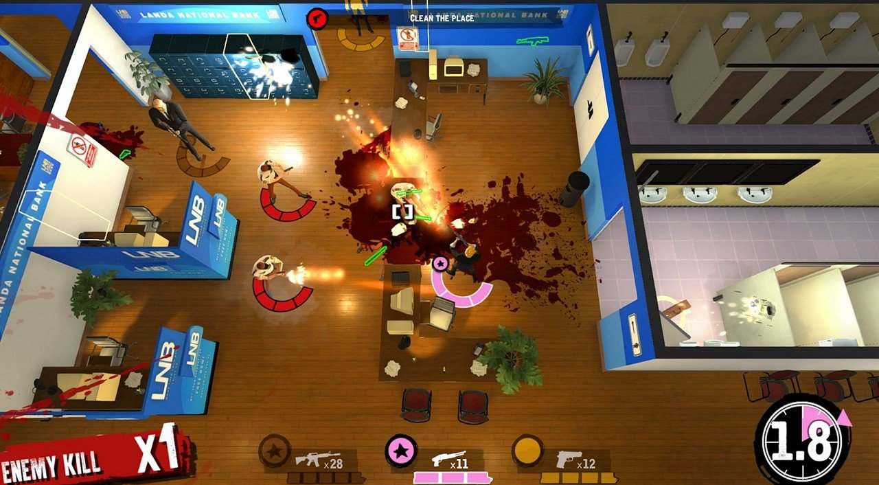 Reservoir Dogs Bloody Days immagine PC Xbox One 07
