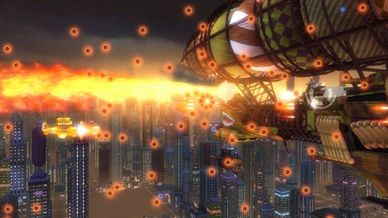 Sine Mora EX annunciato per PS4, Xbox One, e PC