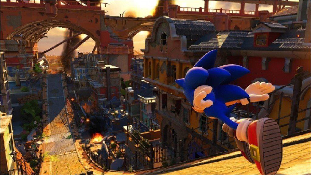 Sonic Forces data uscita giapponese