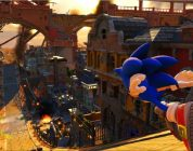 sonic forces video gameplay