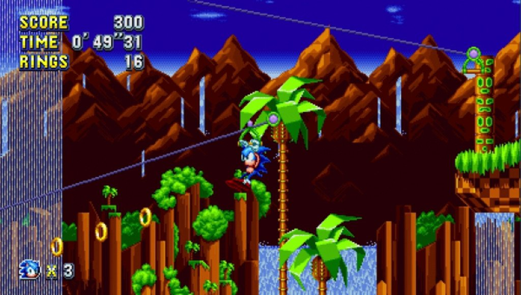 Sonic Mania data uscita