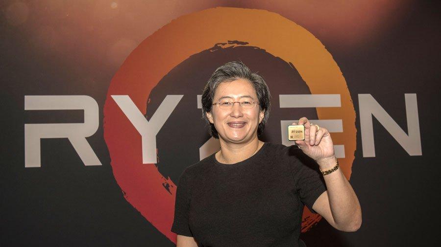 Svelati i dettagli sui processori Ryzen di AMD handson