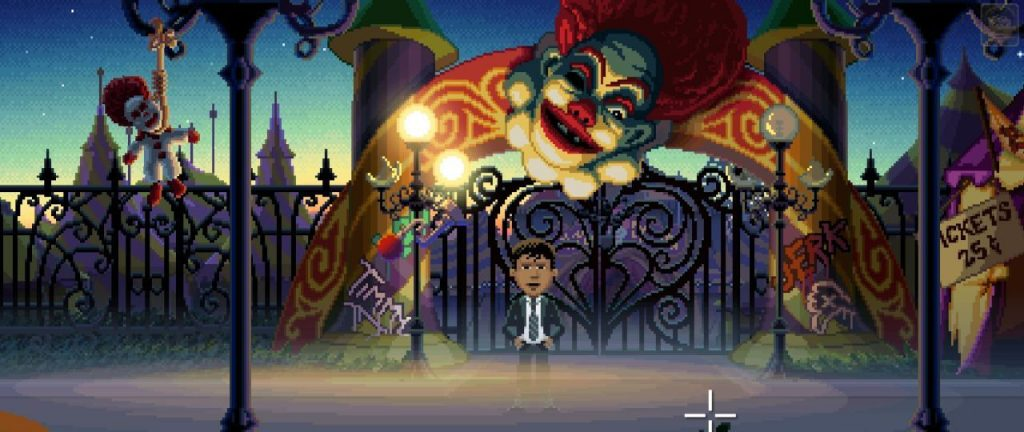 Thimbleweed Park switch vendite