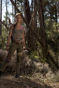 Tomb Raider trailer film
