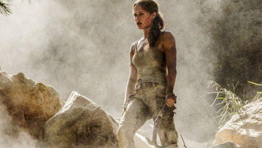 Tomb Raider film trailer ufficiale