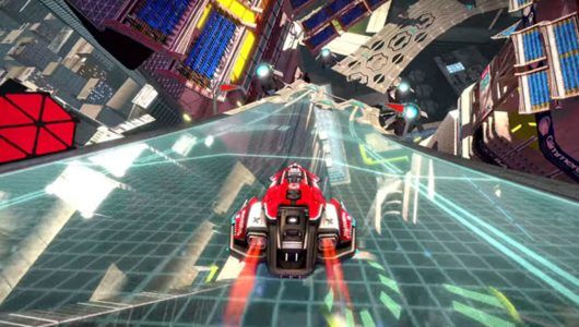 WipEout Omega Collection classifica uk