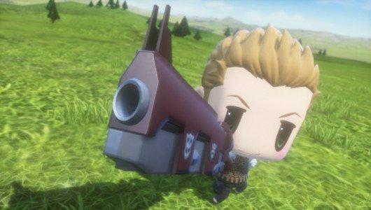 World of Final Fantasy: patch 1.03 in arrivo, annunciato il DLC di Balthier