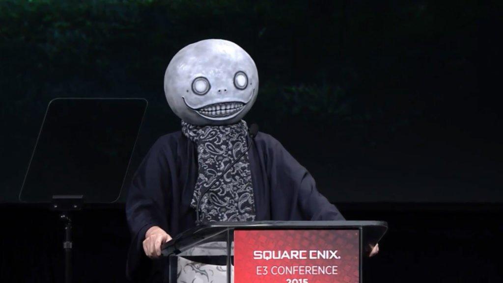 Yoko Taro Nier Automata PS Vita