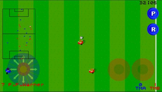 AfterTouch Soccer, sequel spirituale di Kick-Off, disponibile su PC e mobile