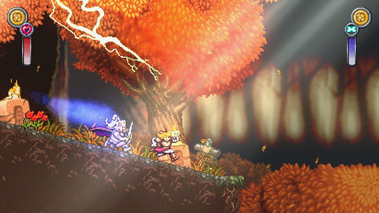 Battle Princess Madelyn è stato finanziato con successo su Kickstarter