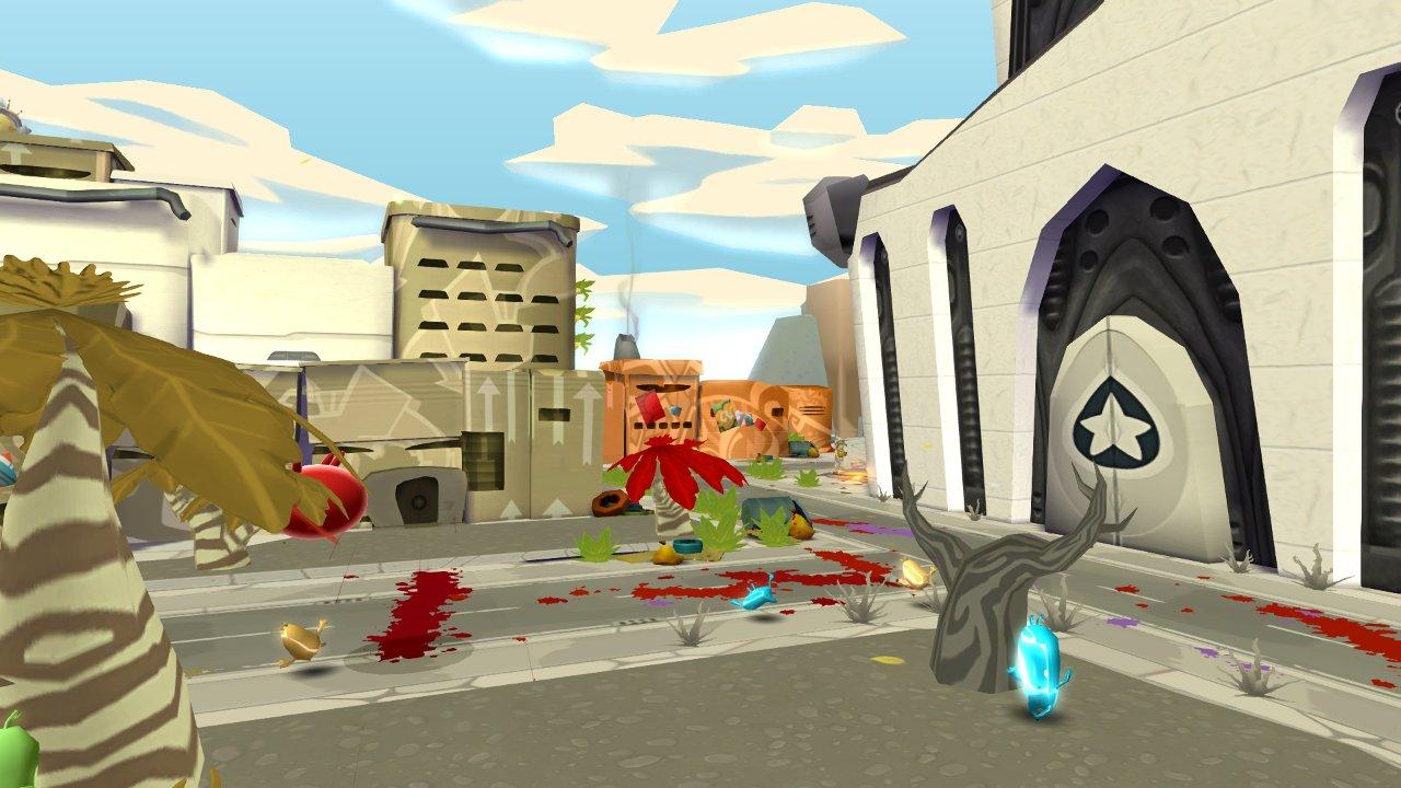 de Blob arriverà su PC tramite Steam ad aprile