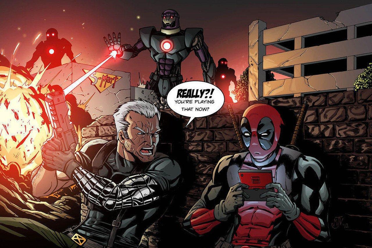 Deadpool comparirà nel film dedicato agli X-Force
