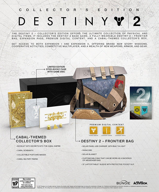 destiny 2 collector