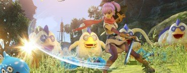 dragon quest heroes 2 immagine