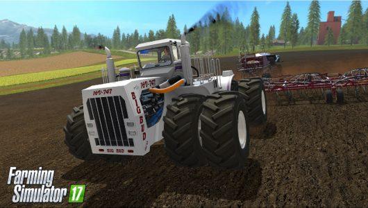 Farming Simulator 17: un nuovo DLC introduce il trattore Big Bud