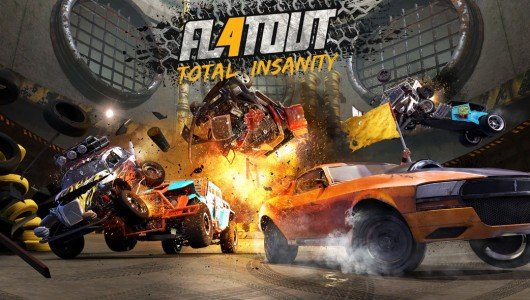 FlatOut 4 Total Insanity ha una data d'uscita ufficiale