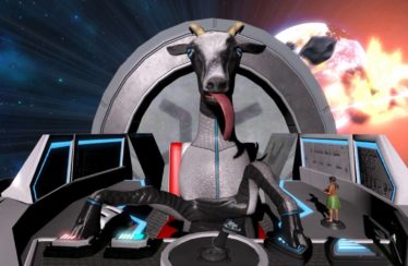 "Goat Simulator: annunciato il DLC ""Waste of Space"""