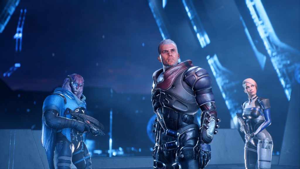 mass effect andromeda classifica uk