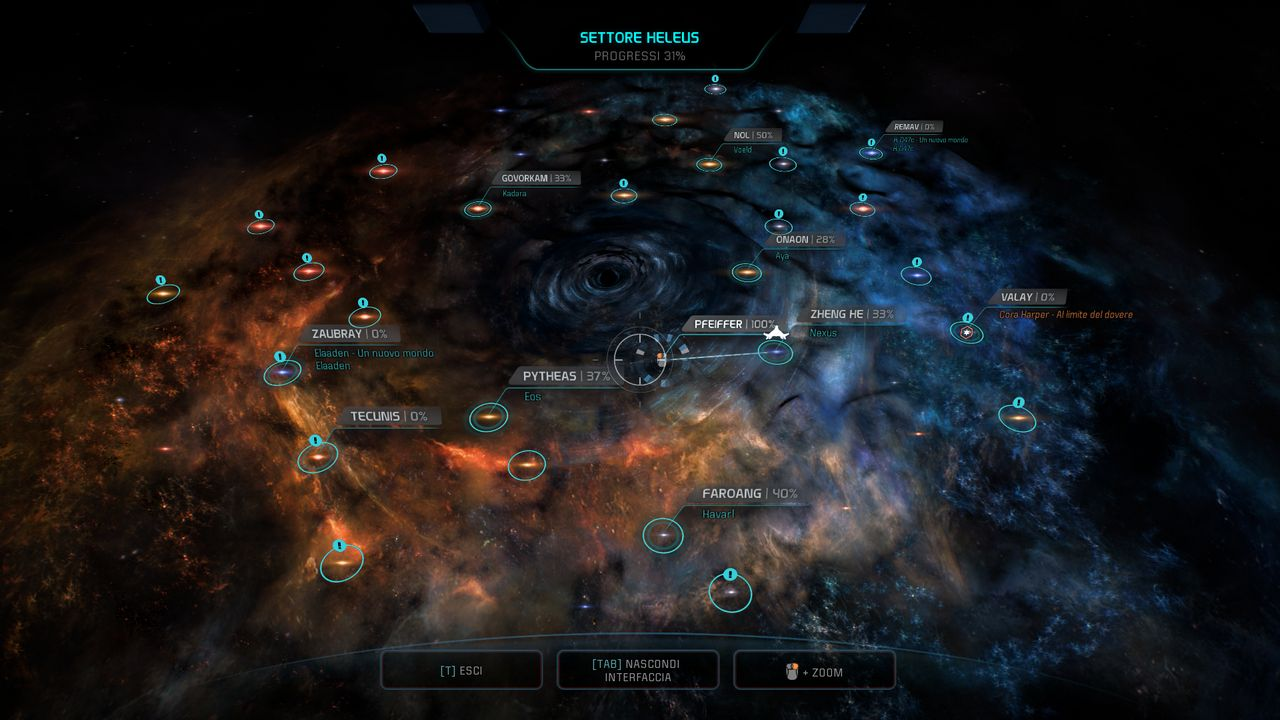 Mass Effect Andromeda Recensione Videorecensione Pc Ps4 Xbox One Game