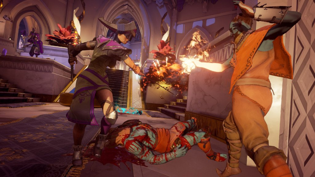 Mirage Arcane Warfare gratis steam