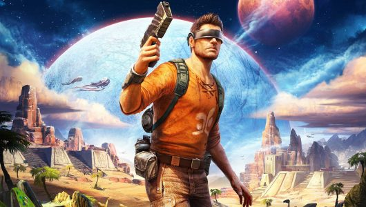 "Outcast Second Contact: pubblicato il trailer ""Adelpha Series Ep 02"""